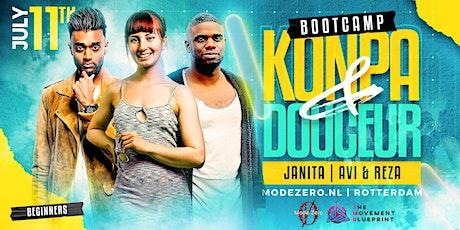 Konpa & Douceur  Bootcamp in Rotterdam by Janita // Avi & Reza - Mode Zéro tickets