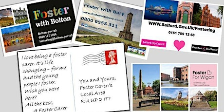 Fostering For Your Local Authority  Virtual Information Event tickets