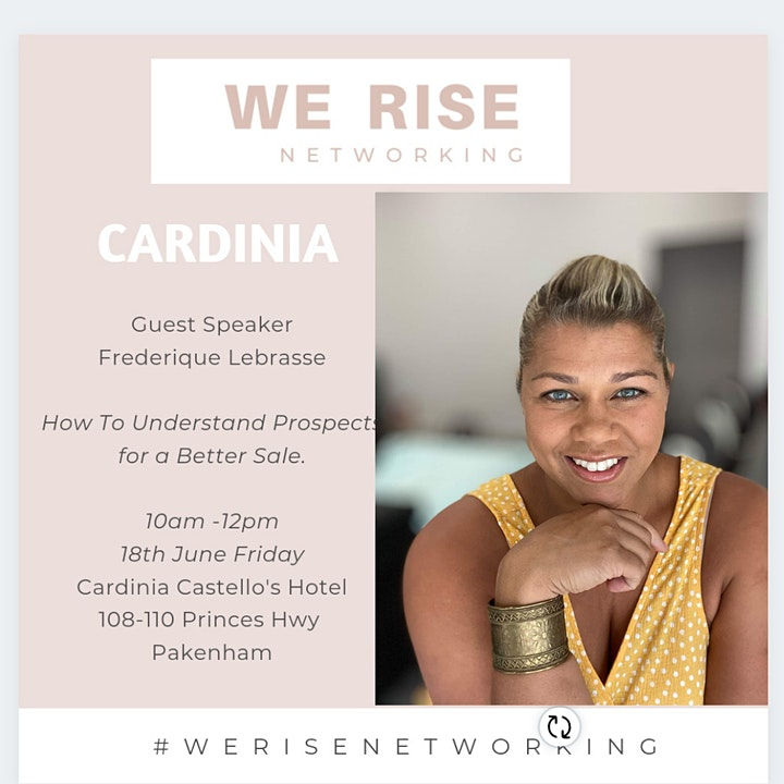 Women in Business 'Connection Event Cardinia June image