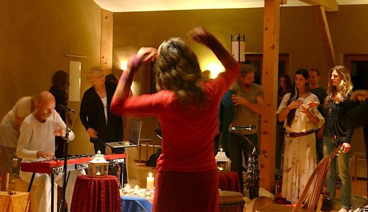 MITSCH KOHN - intuitive medicine music concert & workshop in BELGIUM: Bild