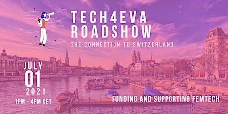 Tech4Eva Roadshow Zurich tickets