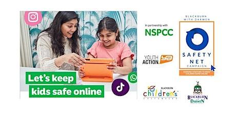 Let's Keep Kids Safe Online Safety Session for Parents / Carers tickets