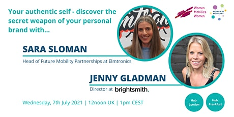 MoveUp - Your authentic self – the secret weapon of your personal brand! tickets