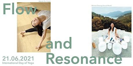 Flow and Resonance:  Yoga and Sound Bath tickets