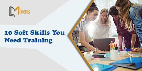 10 Soft Skills You Need 1 Day Training in Geneva billets