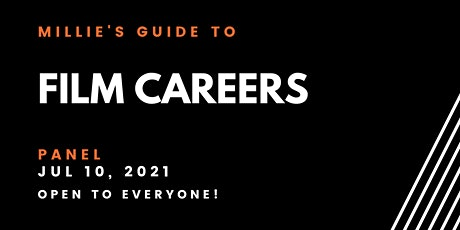 PANEL | Millie's Guide to Film Careers tickets