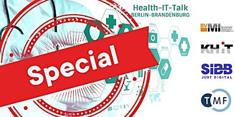 Health-IT Talk SPECIAL: Tickets