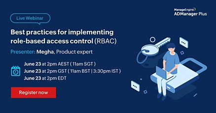 Best practices for implementing role-based access control (RBAC) tickets