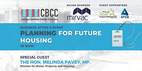 CBCC BA5 - Planning for Future Housing tickets
