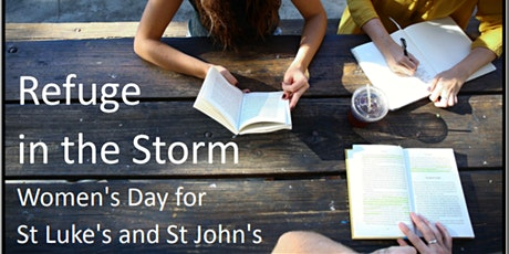 Refuge in the Storm - Women's Day tickets