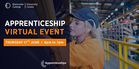 Apprenticeship Virtual Event tickets