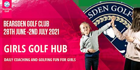 Bearsden Golf Club Girls Golf Hub tickets