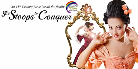 Outdoor Theatre Production of 'She Stoops to Conquer' tickets