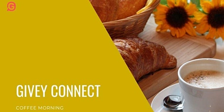 Givey Connect Coffee Mornings tickets