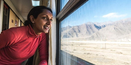 Untroubled: Around the World in 80 Trains with Monisha Rajesh tickets