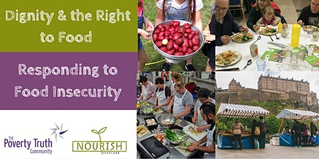 Dignity & the Right to Food: Responding to Food Insecurity tickets