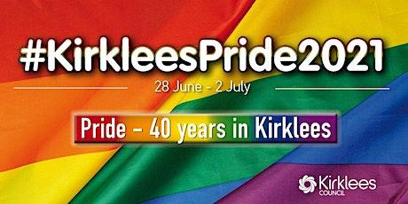 Pride - Kirklees Council & Stonewall Housing Workshop tickets