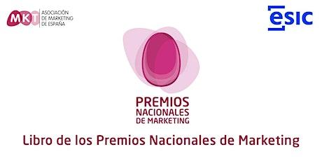 Presentación del Libro de los Premios Nacionales de Marketing entradas