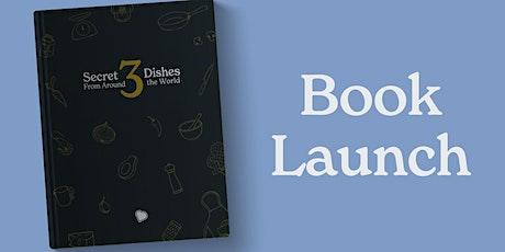 Secret Dishes From Around the World 3 - UK Book Tour - Edinburgh tickets