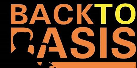 BackToBasis #86 tickets