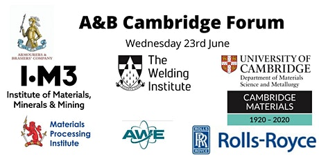 THE ARMOURERS AND BRASIERS CAMBRIDGE FORUM tickets