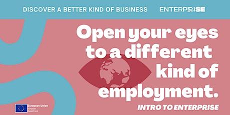 Inspiring Enterprise Careers:  Enterprising Ideas & Options  Taster 2 tickets