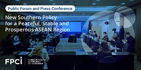 New Southern Policy for a Peaceful, Stable and Prosperous ASEAN Region tickets
