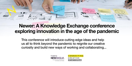 Newer - Knowledge Exchange conference tickets