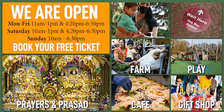 Visit Bhaktivedanta Manor - Hare Krishna Temple Watford tickets