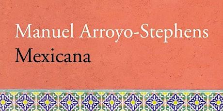 Homenaje y presentación de libro: Mexicana entradas