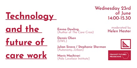 Technology and the future of care work tickets