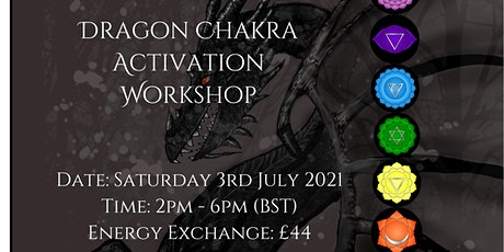 Dragon Chakra Activation Workshop tickets