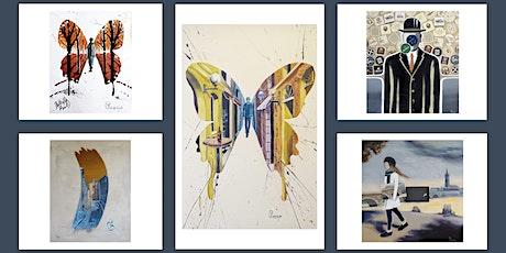 Exposition « Butterfly Road » par l'artiste peintre Jonathan Grego billets