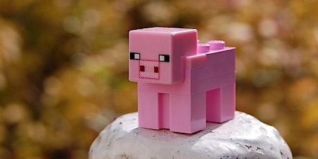 Digitale Kunst: Stop Motion mit Minecraft Figuren Tickets