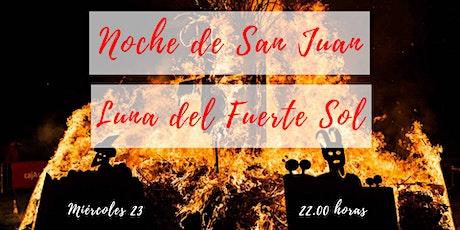 Celebración de la Noche de San Juan + Luna del Fuerte Sol entradas