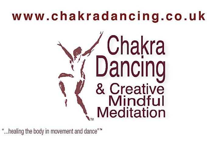 Creative Mindful Workshops - Chakra Dancing & Creative Meditation image