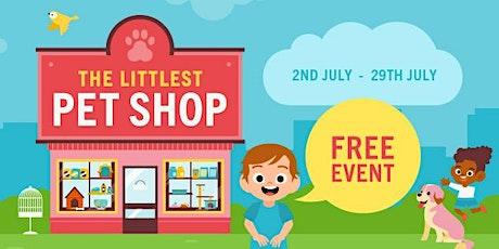 The Littlest Pet Shop tickets