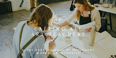 Art Teachers - PD Workshop tickets