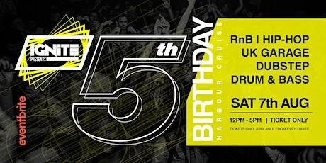 IGNiTE Events 5th Birthday | 5 hours of Underground Urban UK Beats tickets