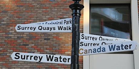 Hydrodetour - Marine & Green in Surrey Quays tickets