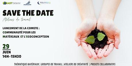 Save the date : Lancement de la COMETE billets