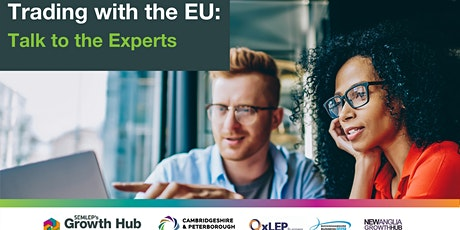 Trading with the EU: Talk to the experts ingressos