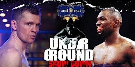 Underground Showdown [Pay Per View - Online] tickets