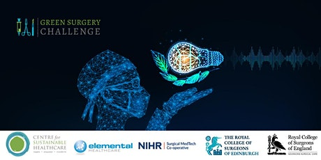 Green Surgery Challenge: Judging and Awards Ceremony tickets