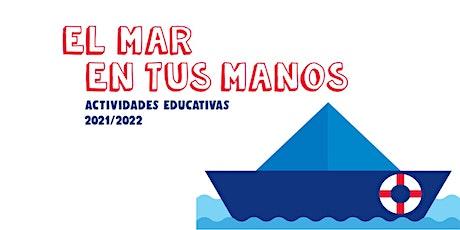 JORNADA PRESENTACIÓN  ACTIVIDADES EDUCATIVAS OCEANOGRÀFIC entradas