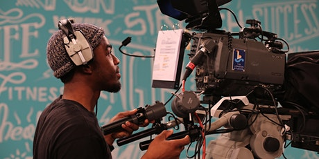 Cameras, Sound and Vision Mixing Creative Careers Clinic tickets
