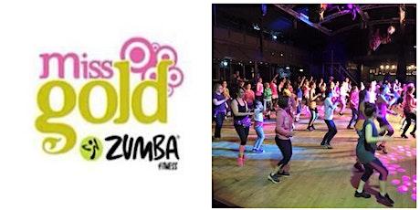 Miss Gold Workshops - Summer Zumba throwback! (2021) tickets