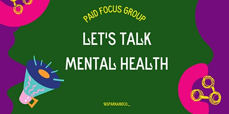 Women's Mental Health Focus Group  (Wales) tickets