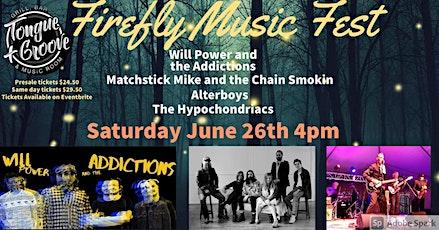 Firefly Music Fest tickets