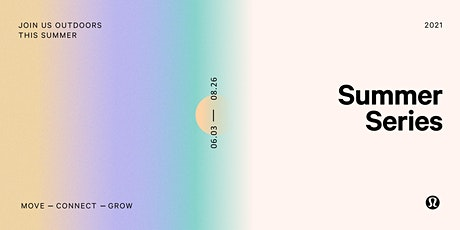 Summer Series: Yoga Flow with Katy Hanlon tickets